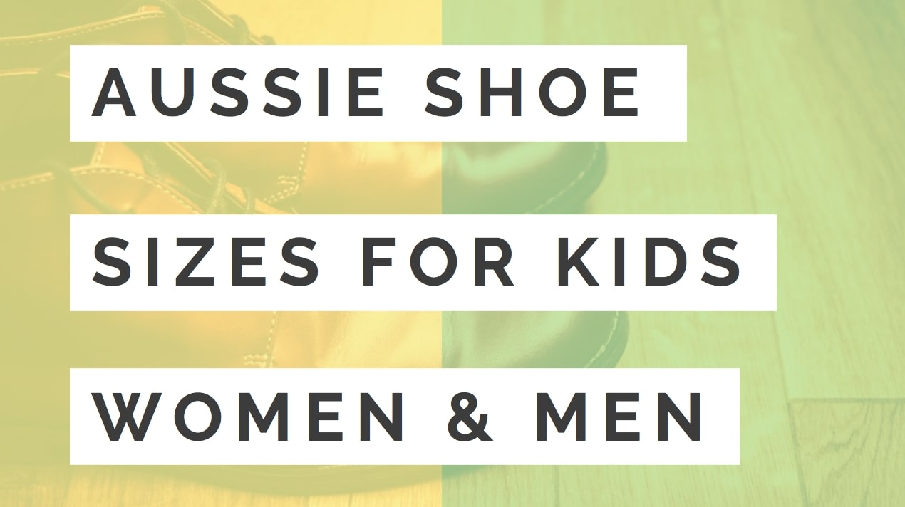 Youth To Women S Shoe Size Conversion.Australian Shoe Size Conversions Kids Womens Mens Fs
